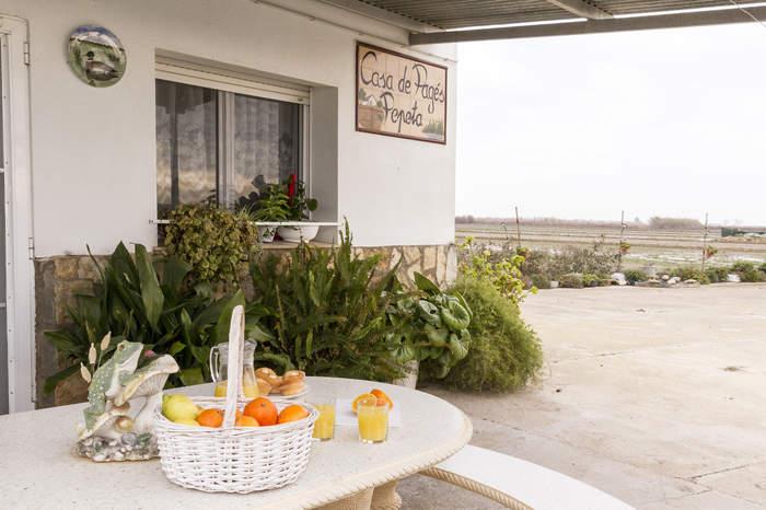 Casa rural -                                       Deltebre -                                       2 dormitorios -                                       5 ocupantes