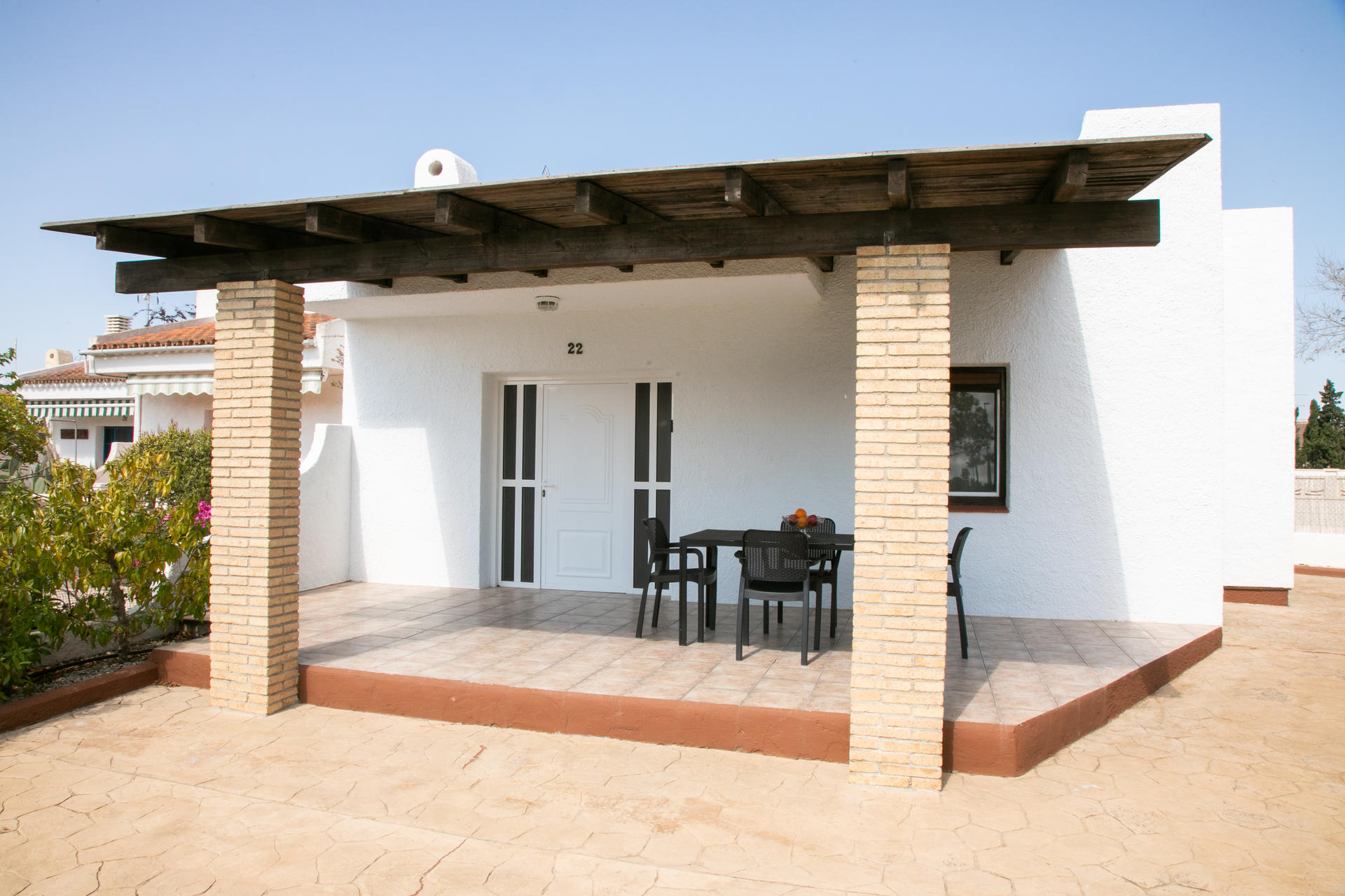 Casa adosada -                                       Riumar -                                       2 dormitorios -                                       4 ocupantes