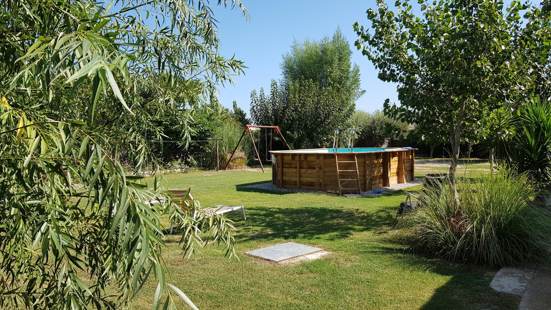 Casa rural -                                       Sant Jaume D´enveja -                                       6 dormitorios -                                       16 ocupantes